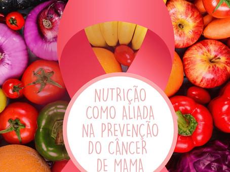 Nutrição como Aliada na Prevenção do Câncer de Mama