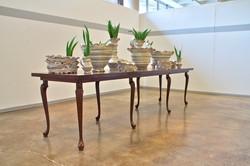 Table Landscape, Family Gathering