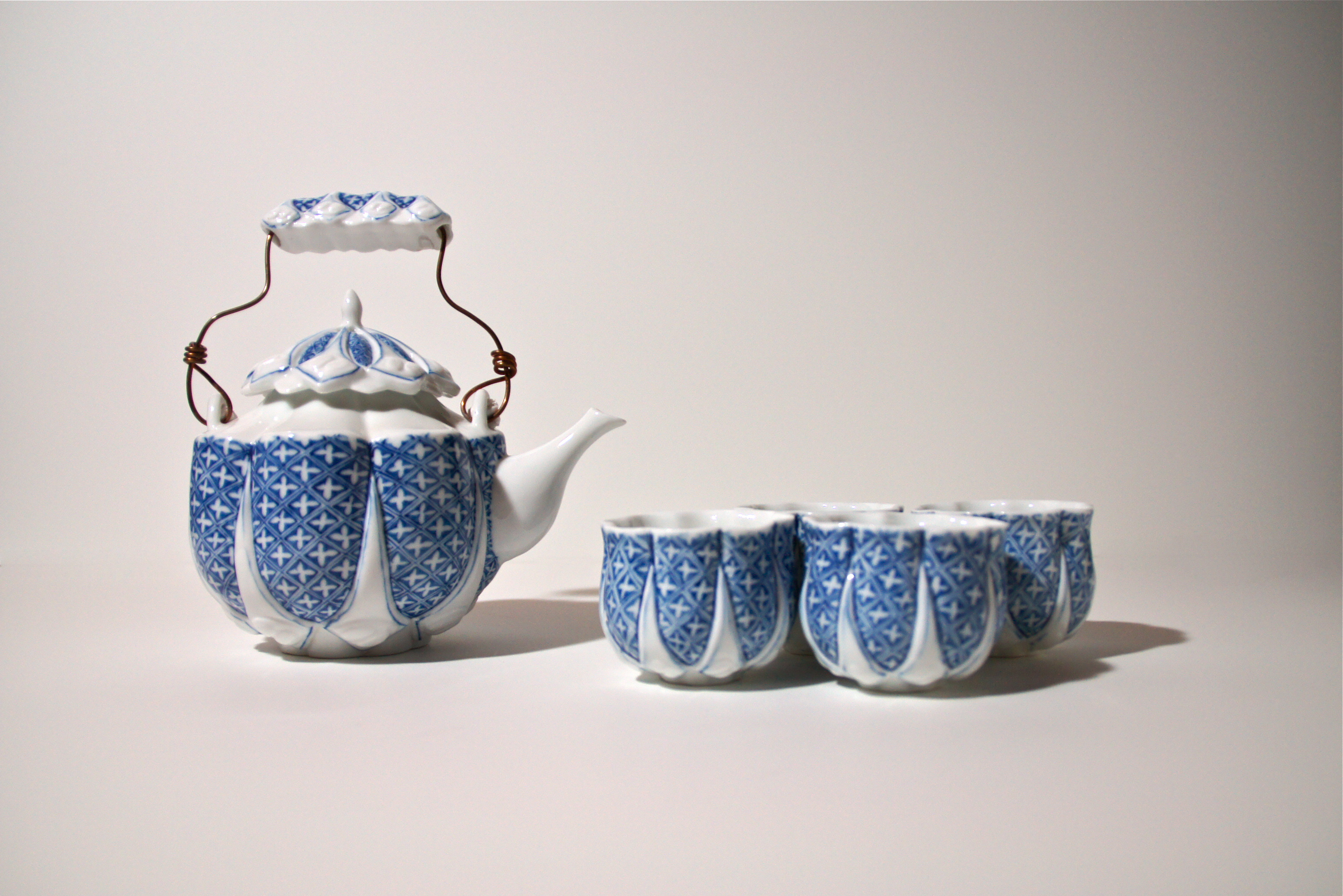 Tea Set for Four