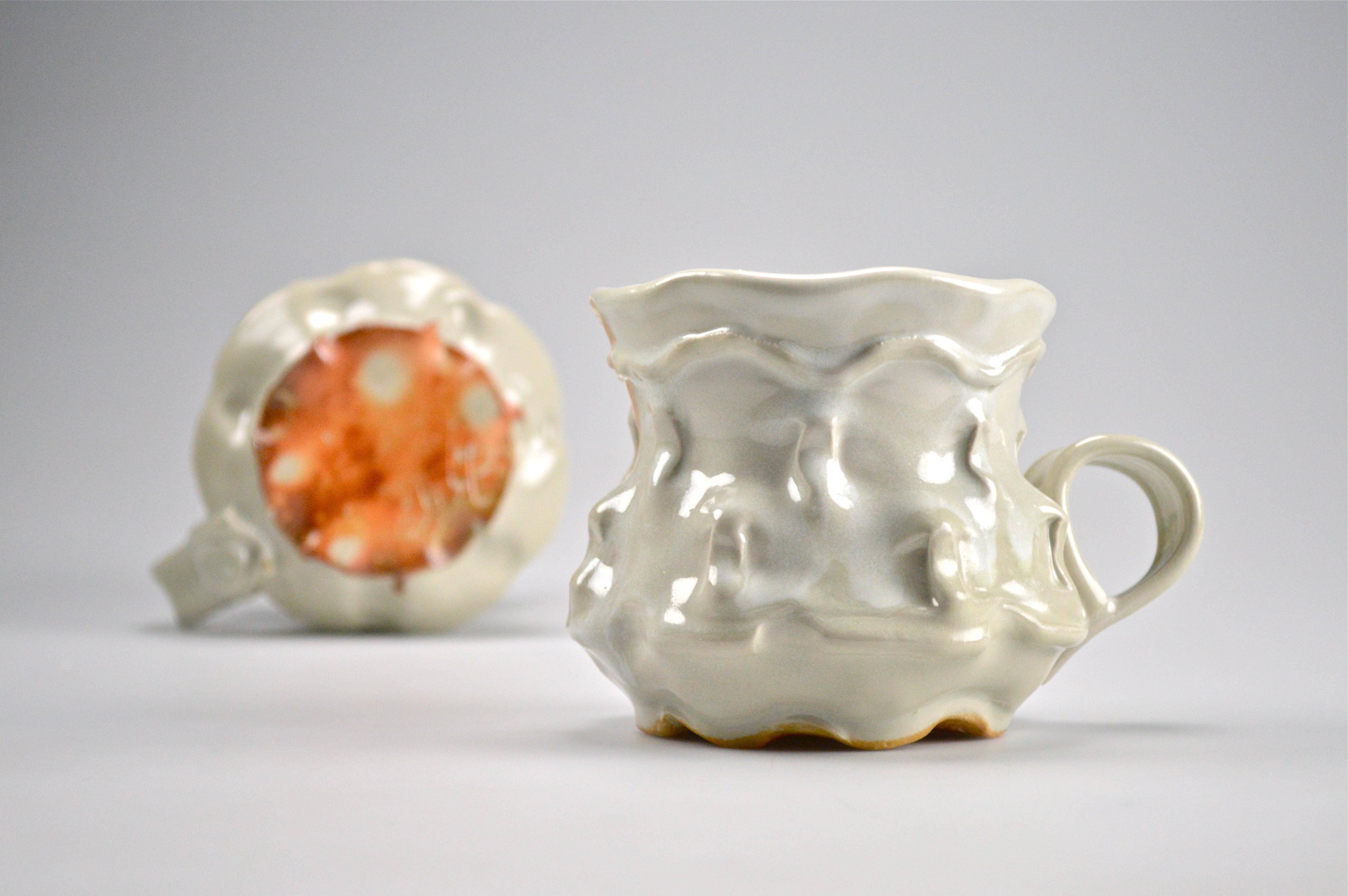 Pinched Mug Set