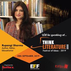 Think Literature Festival 2019