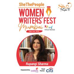 SheThePeople Women Writers' Fest 2020