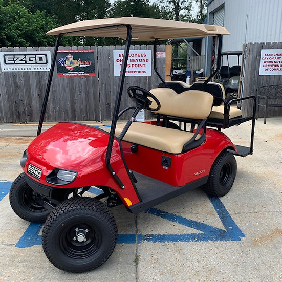 EZGO Valor Electric