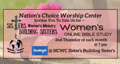 Womens Online Bible Study
