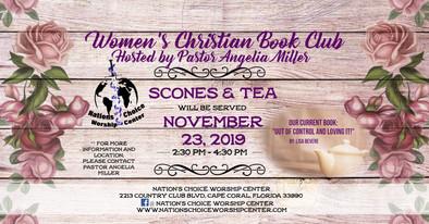NCWC Christian Book Club