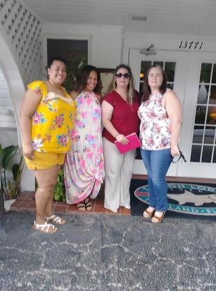 July 2019 Women's Christian Book Club