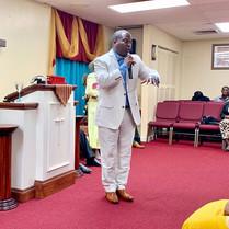 Pastors' 15th year Appreciation Nov 2018