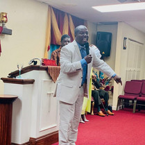 15th Year Anniversary, Nov 2018, Pastor Patrick