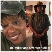 Dr. Miller and Overseer Miller Dec 2017