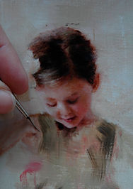 Molly Schmid Painting