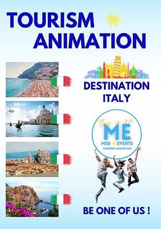 Animatori Villaggi Turistici