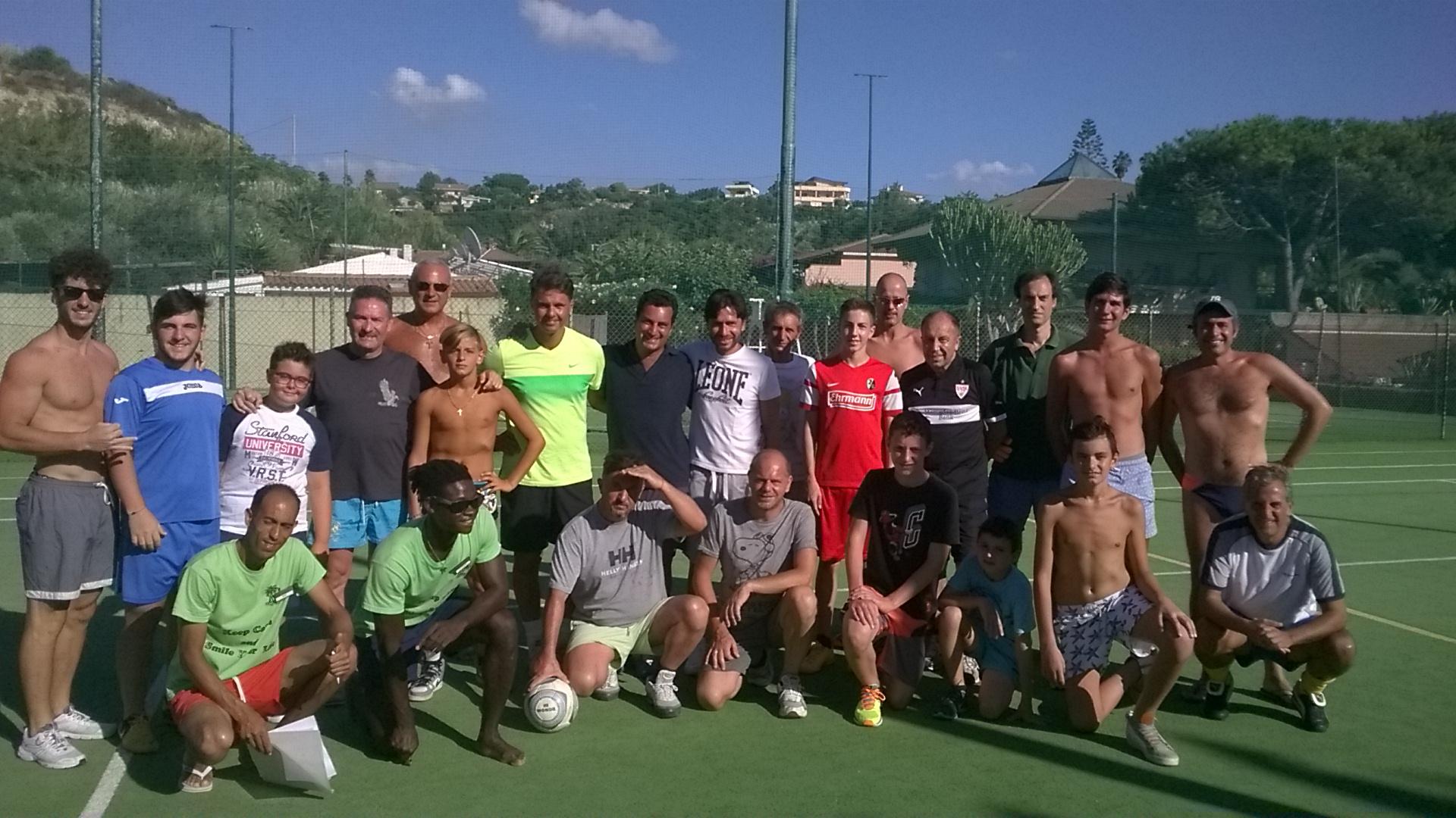 sport per villaggi