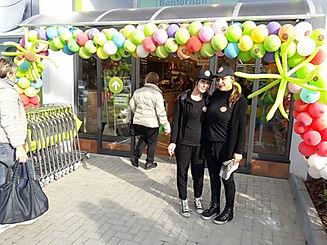 Organizzazione di feste ed eventi con hostess