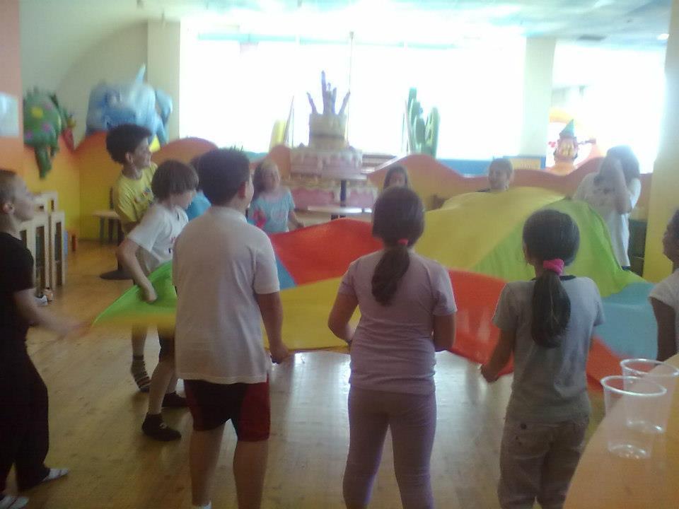 Animatori per feste bambini