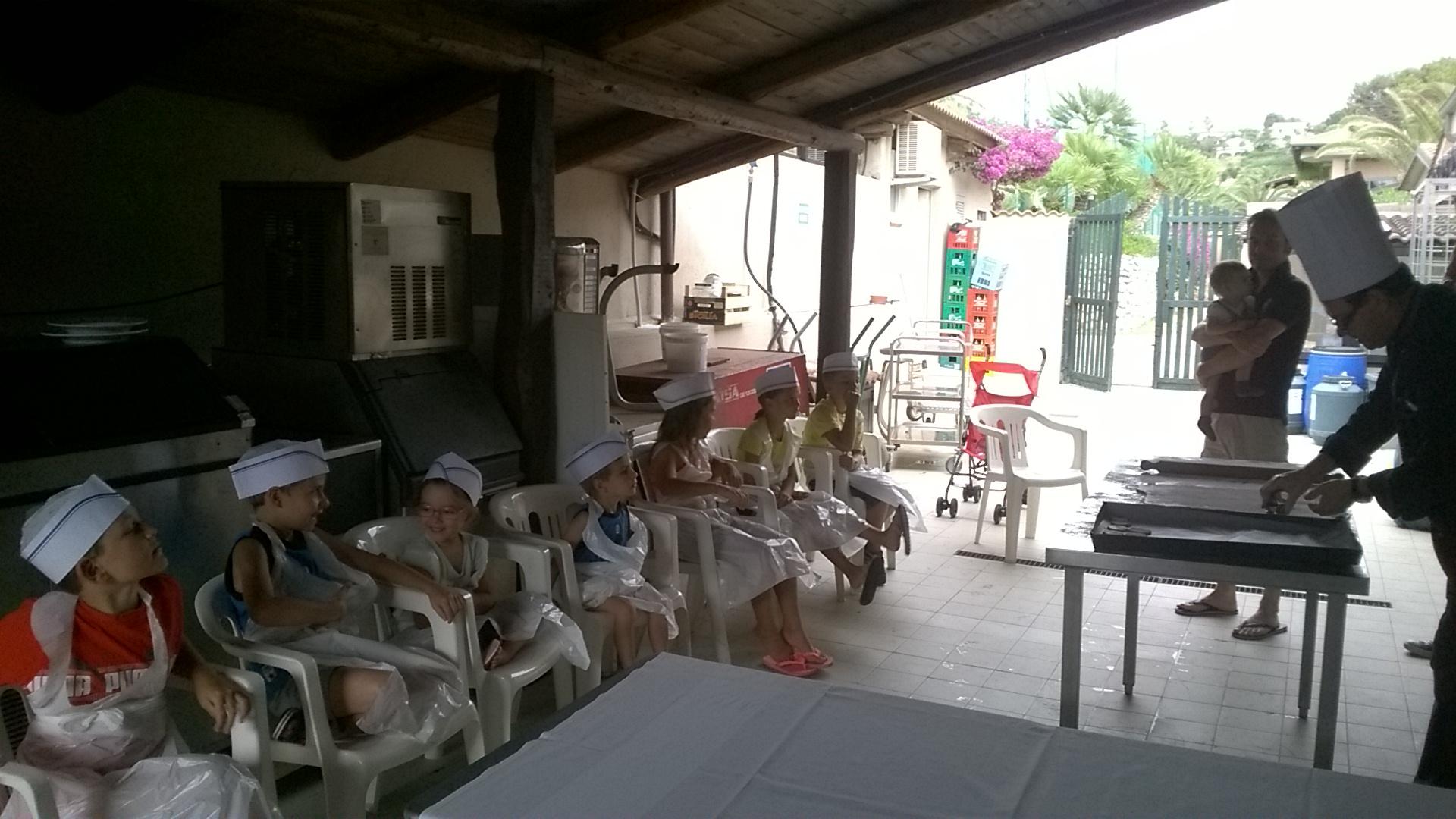 MED@EVENTS srl agenzia di animazione fornisce il servizio di mini club per villaggi turistici in Ita