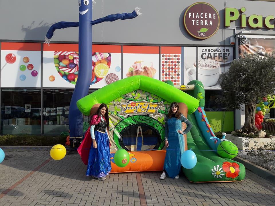 Organizzazione di eventi e feste per bambini e adulti