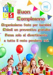 Organizzatori E Intrattenitori Per Feste Bambini!