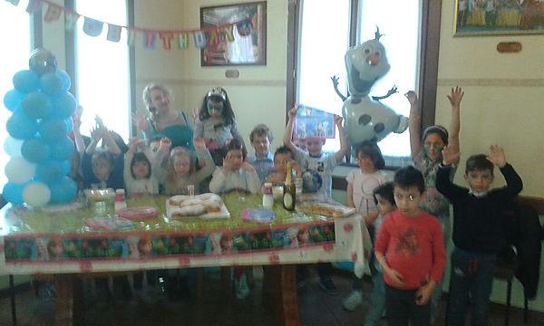 Animazione per feste di compleanno bambi