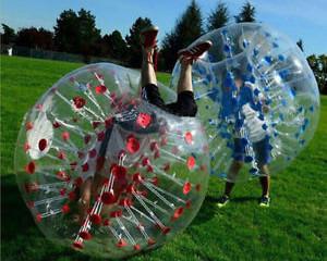 Bumper ball per feste ed eventi