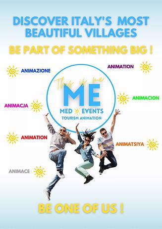 MED@EVENTS Agenzia Di Animazione Turisti