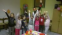 Musica e giochi per feste