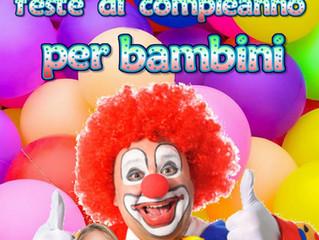 Animatori per feste bambini a Fabbrico
