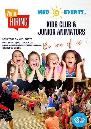 Animatori Kids Club