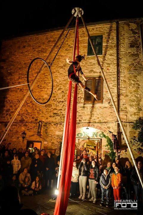 artisti acrobatica