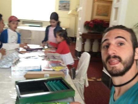 MED@EVENTS S.R.L offerte di lavoro animatori turistici 2019