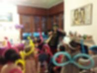 Organizzare una festa