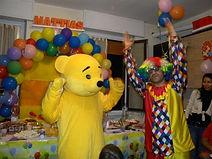Clown per feste ed eventi