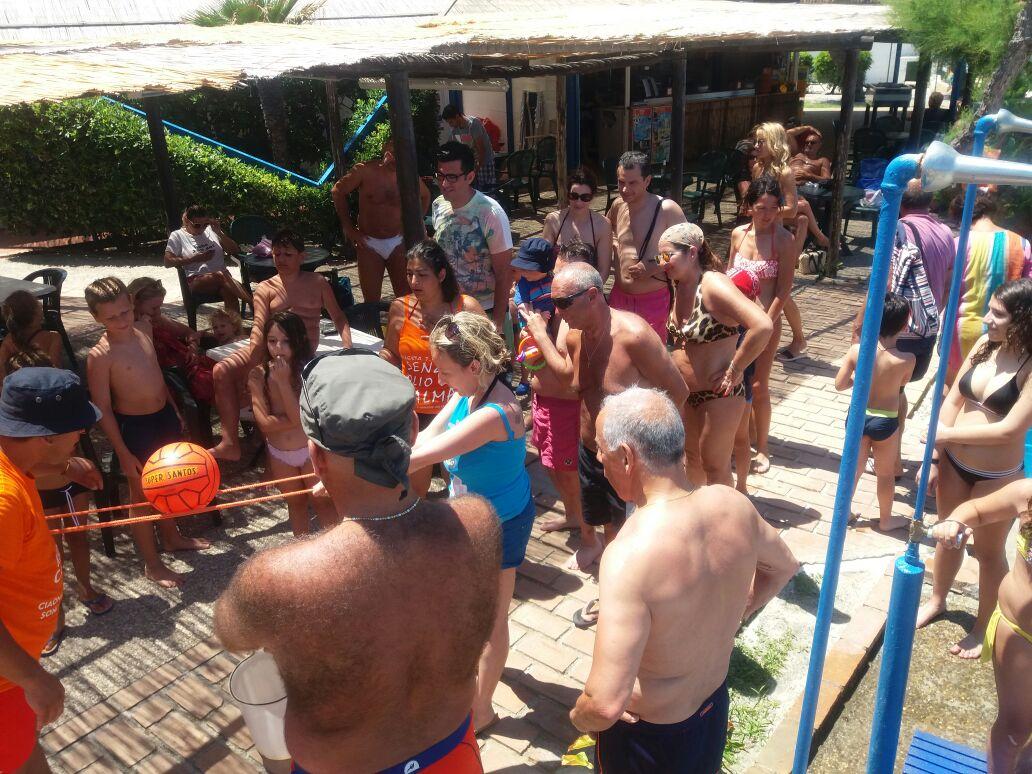 Giochi per villaggi turistici
