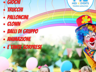 Animatori Per Feste Ed Eventi Bambini E Adulti A Padova e Provincia