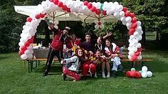 Organizzazione di eventi per centri commerciale, pro loco, hotel, villggi turistici, parchi, scuole, locali. Animazione per bambini ed adulti in tutta Italia e Svizzera