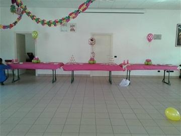 addobbo per festa
