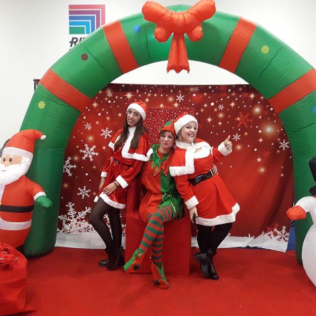 Animatori Babbi Natale