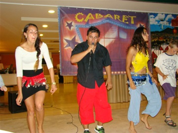cabaret per villaggi hotel
