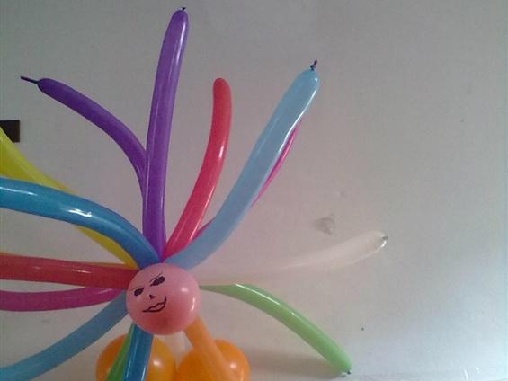 manipolazione palloncini