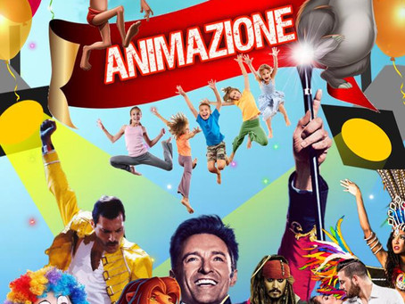 MED@EVENTS Animation Kids Club 2021