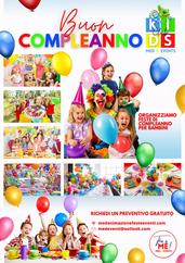 Animatori Per Feste Di Compleanni Bambini