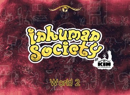 Inhuman Society 001