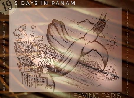 5 Days In Paris - KinDailyLife