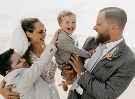 """""""Wenn Sand die Haut küsst"""" - eine Hochzeit in Noordwijk mit Inspirationen fürs Heiraten in Holland"""