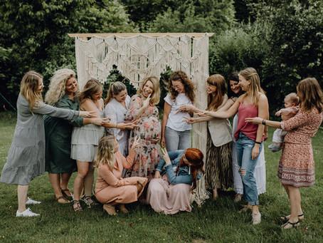 It's twins! - die exklusiven Bilder der Boho Baby Shower der lieben Sandra vom Brautkästchen