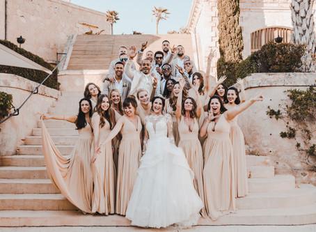 Kamila & Charlie - Hochzeit auf Mallorca mit unvergesslicher Partynacht mit karibischen Einflüssen