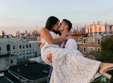 Amanda & Mark - Herbstliches After Wedding Shoot in New York nach der Traumhochzeit auf Bali