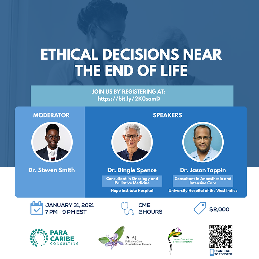 Ethical Decisions Near the End of Life