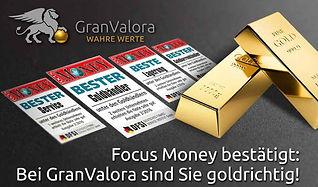 GranValora GmbH Focus Money