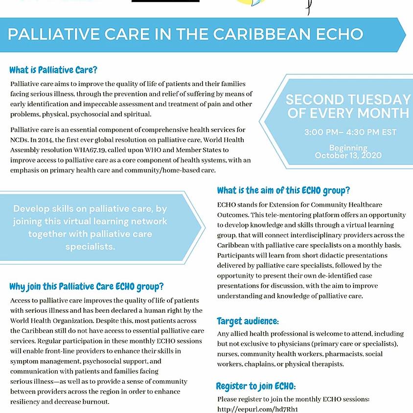 Palliative Care in the Caribbean ECHO