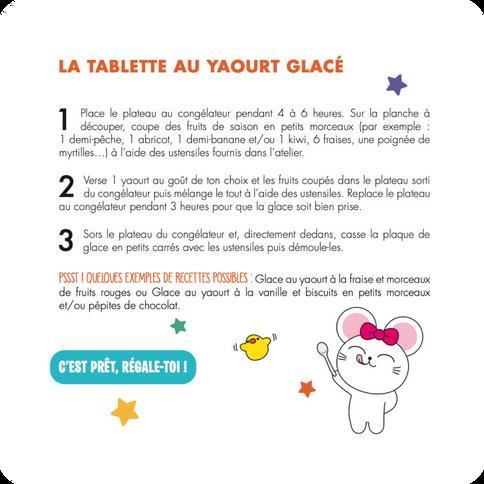 La Tablette au Yahourt Glacé